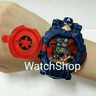 ROBO WATCH FOR KIDS