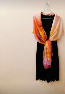Silk Scarf 頸巾,圍巾