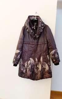 夾棉大褸,外套  Thick quilted  coat ,jacket