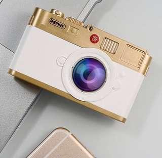 Remax Powerbank Camera Design