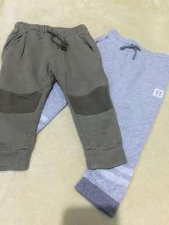 REPRICED!!! H&M jogger pants bundle