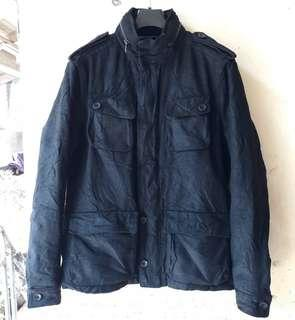 Parka smooth Woll Jacket by H & M