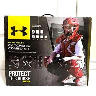 Under Armour Victory Series Catcher Combo Set - Small