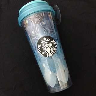 Starbucks siren tumbler 16oz