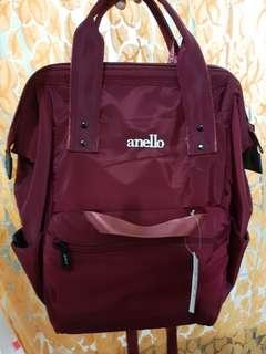 ANELLO CANVASS BAG!