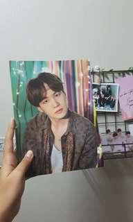 BTS 2018 SUMMER PACKAGE MINI POSTER SUGA