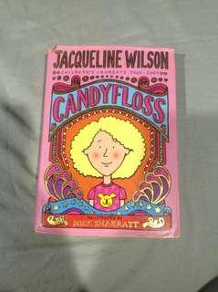Candyfloss by Jacqueline Wilson