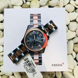 fossil hybrid smartwatch authentic
