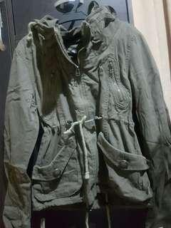 Soft Maong Jacket