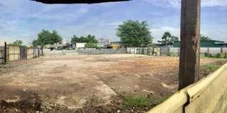 Open yard for Rent @ Jalan Papan