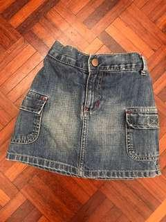Gymboree Denim Skort
