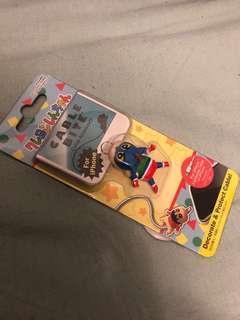 🚚 咬線器iPhone 蠟筆小新