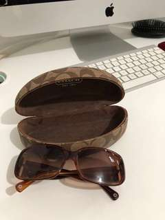323a8ec14cbe authentic preloved coach sunglasses bought from paragon $350