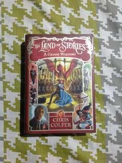 The Land of Stories book 3: A Grimm Warning by Chris Colfer