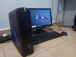 Desktop alienware i7