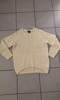 H&M knitted sweater - size S