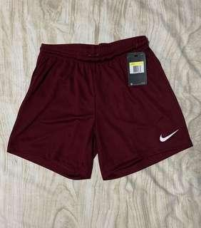 BRAND NEW Nike Burgundy Shorts size S