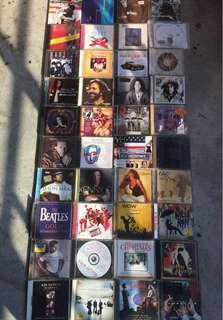 CD Oldies and Assorted