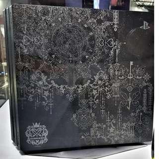 Kingdom Hearts PS4 Pro Bundle