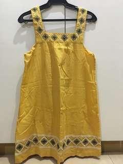 Flying Tomato Yellow sun dress.