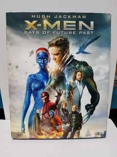 X-Men Days of Future Past (Blu-Ray)