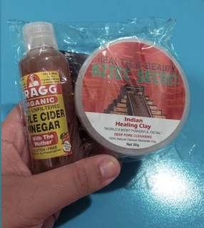 Aztec Healing Clay authentic