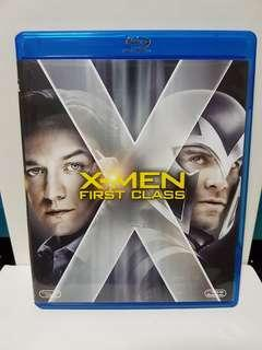 X-Men First Class (Blu-Ray)