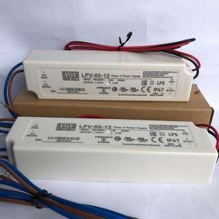 LED Strip Driver Power Supply