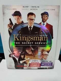 Kingsman The Secret Service (Blu-Ray)