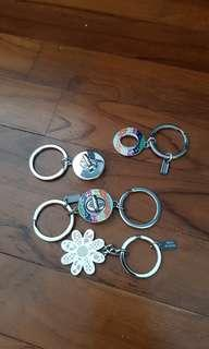 🚚 Key chain