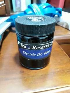 Fountain Pen Ink Private Reserve Electric DC Blue