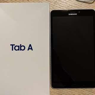 Samsung tab a 8吋  (Wi-Fi + Cellular)32GB