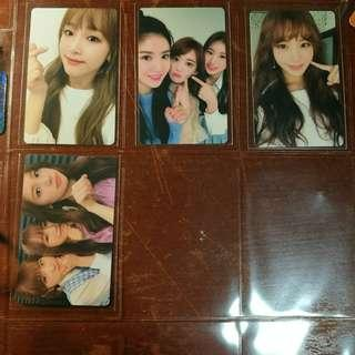 🚚 iz*one/izone colour*iz photocards