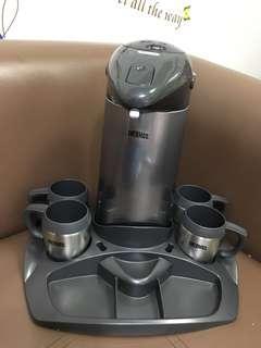 🚚 膳魔師咖啡杯熱水壺組