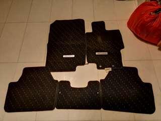 Accord CL7A/R or CM4 Original JDM Carpets w Metal Tag