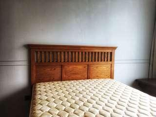 Imported queen size bed