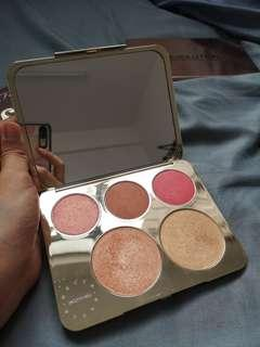 Authentic Becca Jaclyn Hill Champagne Glow Face Palette