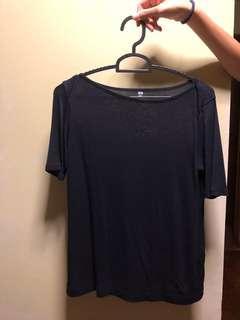 UNIQLO Cotton tops