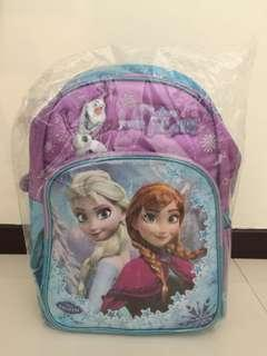 Frozen Backpack + Stationery Set