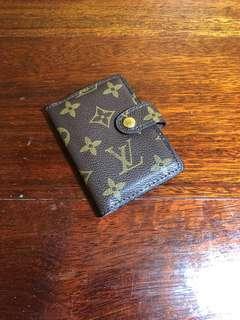 Louis Vuitton Business Card Holder