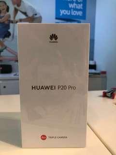 SEALED Huawei P20 Pro