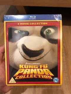 Kung Fu Panda Blu-ray box set (1 & 2)