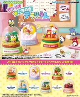 Re-ment Sanrio Terrarium No.4 TUXEDOSAM 企鵝仔(REMENT152066) Y800 (4521121152066)
