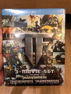Transformers 1-3 Blu-ray box set