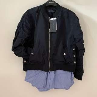 Zara MA 1 jacket