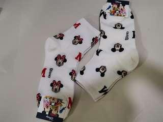 🚚 Mickey Minnie mouse x Kirby x Snoopy Socks