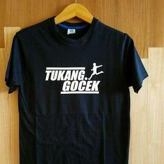 T-shirt Tukang Gocek