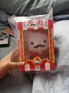 McDonald Hello Kitty Circus of Life Plushie