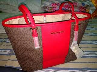 MK Carry All Tote Large