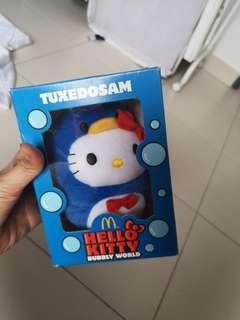 McDonald Hello Kitty Bubbly World